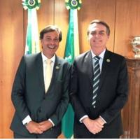 Gilson Machado Neto assume presidência da Embratur