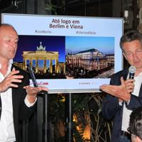 Turismo de Viena e Berlim divulgam atrações para 2019
