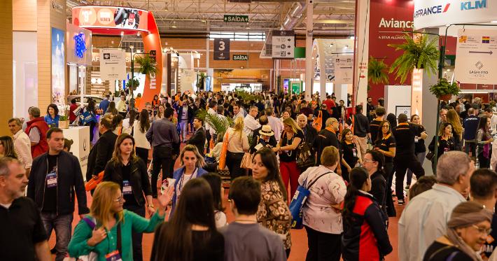 Brasil lidera ranking latino-americano de reuniões de negócios